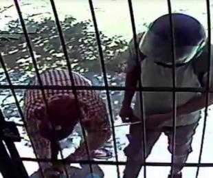 foto: Delincuentes desvalijaron una casa a plena luz del día