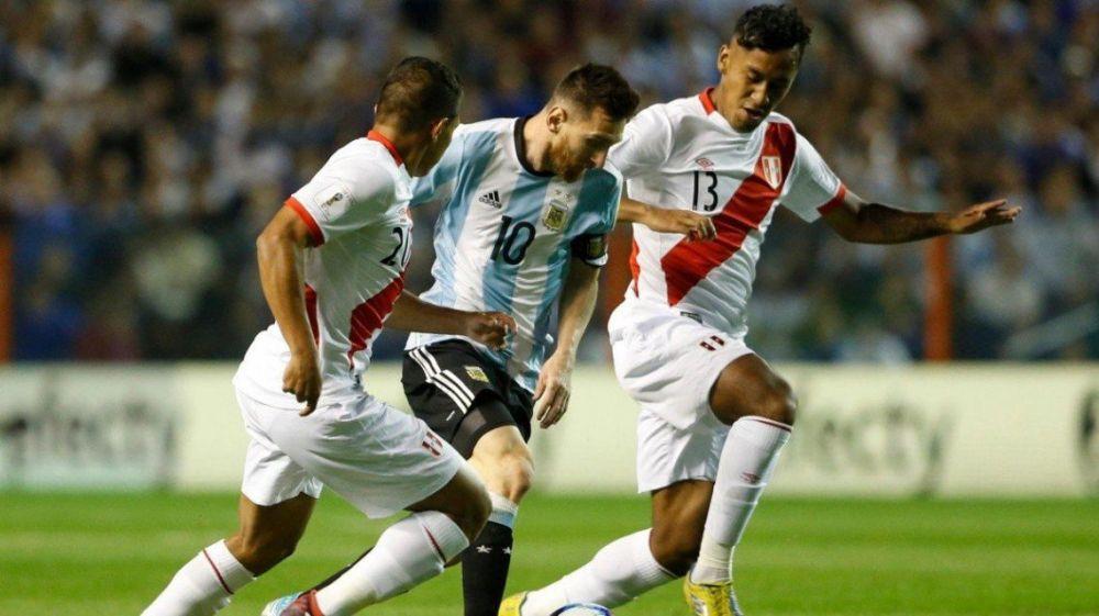 La Selección visita a Perú con el objetivo de volver a la victoria