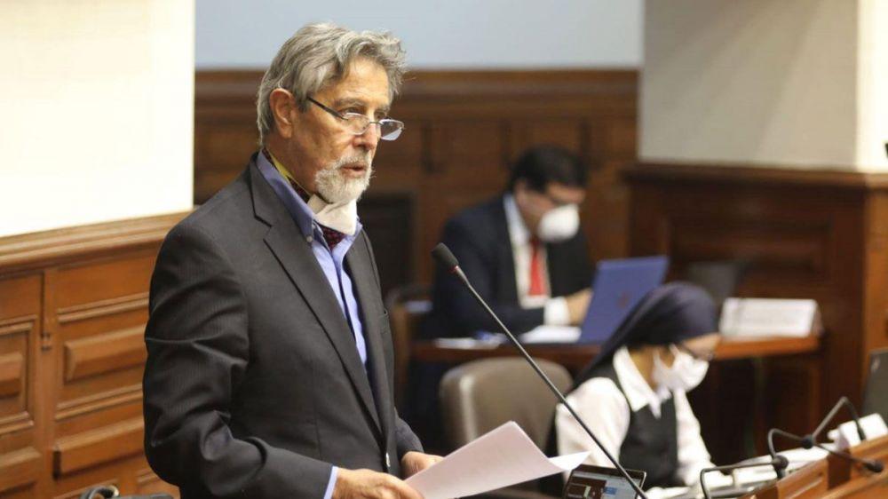 Francisco Sagasti, es el adecuado para conducir el Gobierno