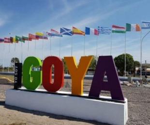 Goya suspendió las reuniones sociales, familiares y recreativas