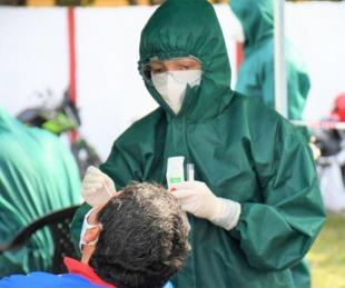 Corrientes registró 363 casos de coronavirus: 319 son de la Capital