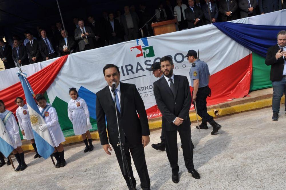 Gustavo Valdés tiene el liderazgo que necesita la provincia