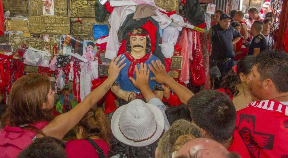 Mercedes pide que se prohíba el acceso al predio del Gauchito Gil