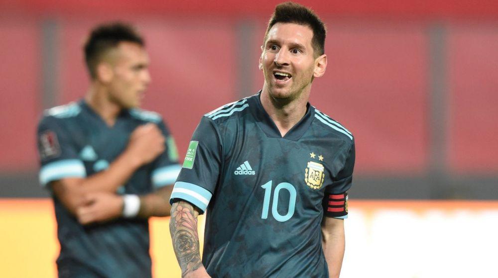Lionel Messi, tras la victoria ante Perú: Este es el camino a seguir