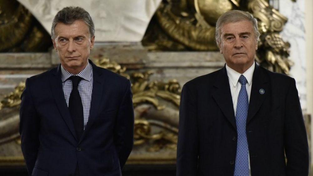 Ordenan investigar a Macri y Aguad por hundimiento del ARA San Juan