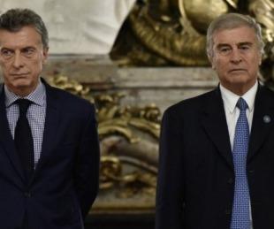 foto: Ordenan investigar a Macri y Aguad por hundimiento del ARA San Juan