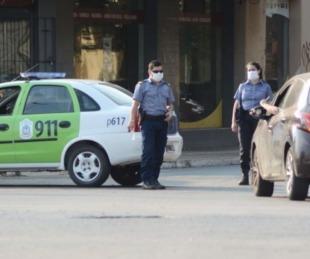 foto: Al menos 20 efectivos de la Policía dieron positivo a coronavirus