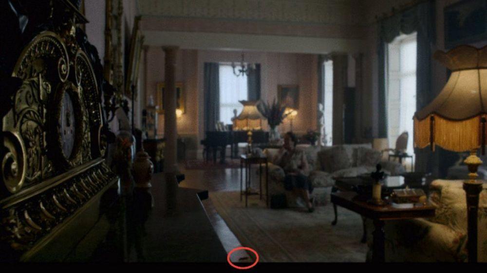 La respuesta de Netflix por la rata en la escena de The Crown