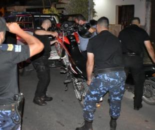 foto: Capital: hubo 76 demorados a raíz de los operativos en la madrugada