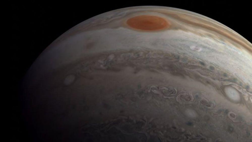 Júpiter y Saturno se verán como un planeta doble en diciembre