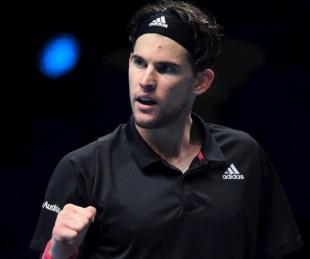 foto: Thiem derrotó a Djokovic y pasó a la final del Masters de Londres