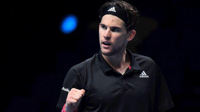 Thiem derrot贸 a Djokovic y pas贸 a la final del Masters de Londres