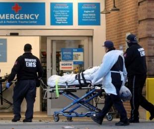 foto: Récord: Estados Unidos superó los 12 millones de casos de COVID-19