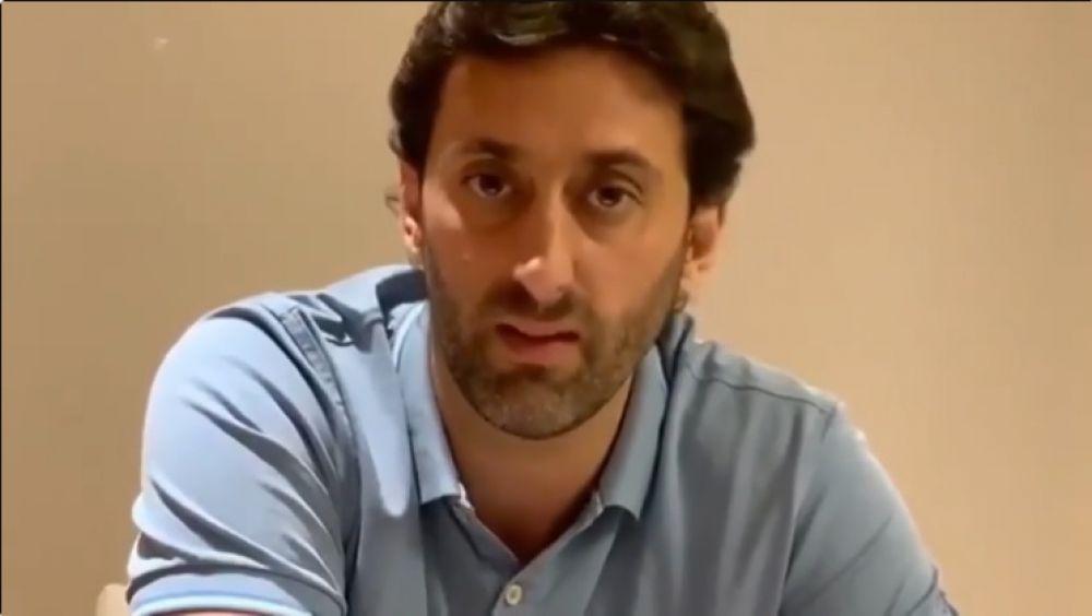 Diego Milito dejó Racing: No comparto las ideas del presidente
