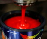 foto: Mezcla pinturas en Tik Tok y lo echaron por desperdiciar