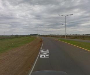 foto: Peatón murió tras ser atropellado por un auto que se dio a la fuga