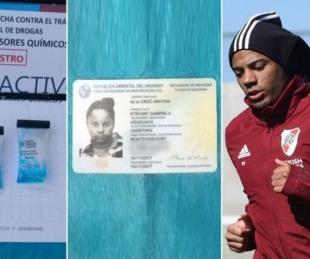 foto: Detienen a la hermana de Nicolás de la Cruz con 40 kilos de cocaína
