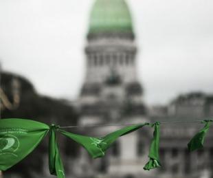 foto: Diputados aprobaría la legalización del aborto antes de fin de año