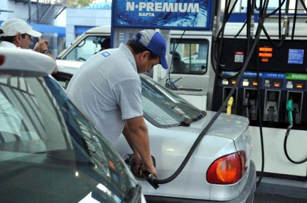 En Corrientes, estaciones de servicio también aplicaron subas
