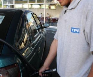 foto: En todo el país: YPF aumentó el precio de los combustibles un 2,5%