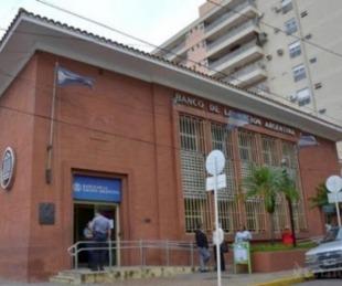 foto: Banco Nación: mañana no atenderá en Corrientes por desinfección