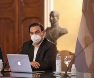 foto: El Gobernador Valdés anunciará nuevas medidas para Corrientes