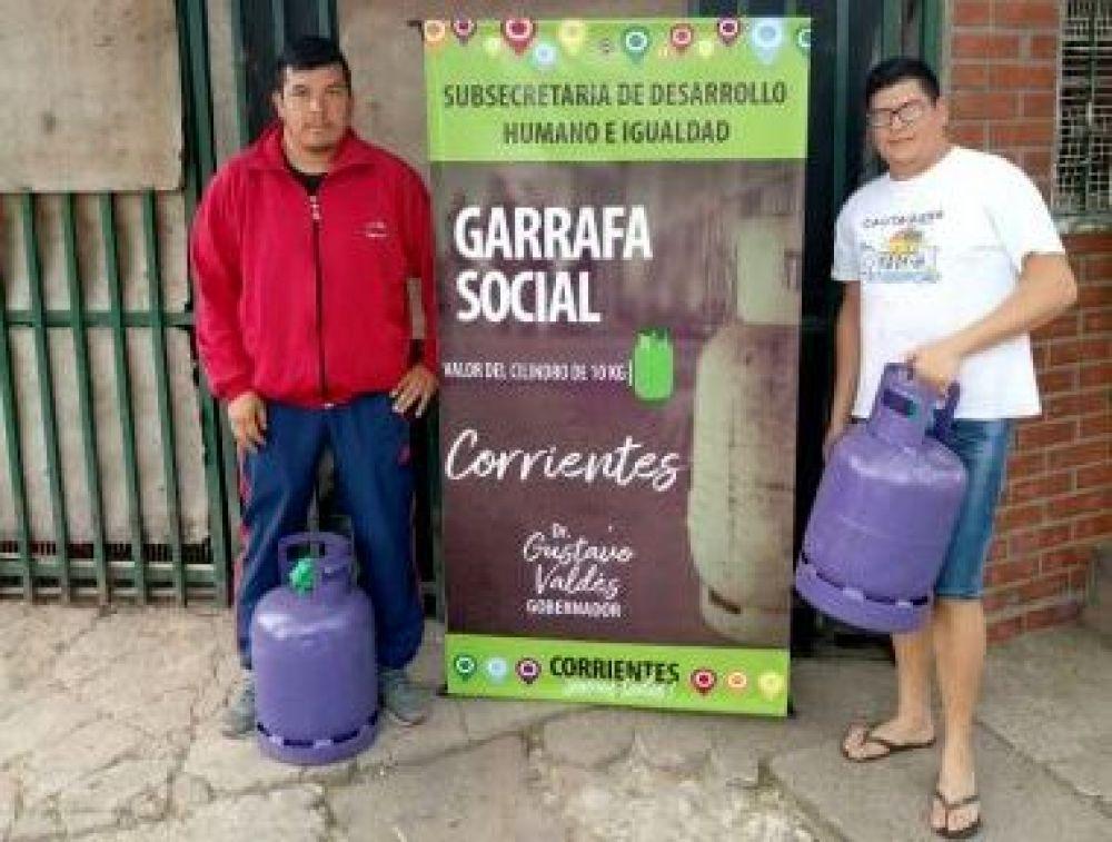 Cronograma de Garrafa Social en Capital