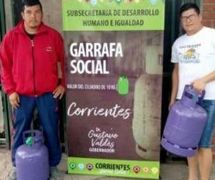 foto: Cronograma de Garrafa Social en Capital