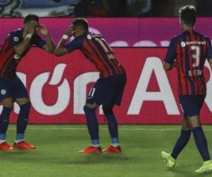 foto: San Lorenzo venció a Argentinos y quedó a un paso de clasificar