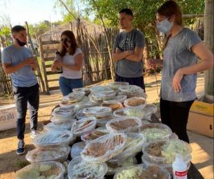 foto: Goya: en qué consiste el voluntariado de jóvenes comprometidos con lo social
