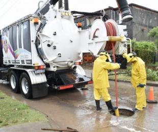 foto: Activaron plan de acción ante la probabilidad de intensas lluvias