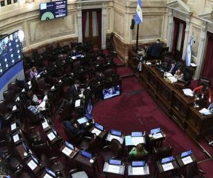 foto: Aporte solidario: el Senado comienza a debatir el proyecto
