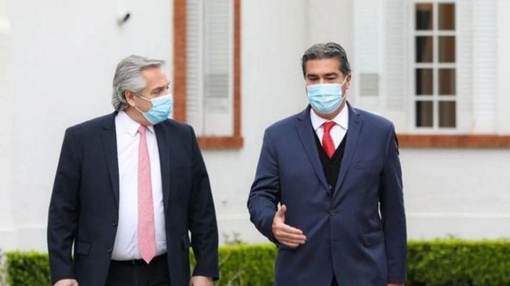 El Presidente Alberto Fernández visitaría Chaco este viernes 27