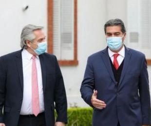 foto: El Presidente Alberto Fernández visitaría Chaco este viernes 27