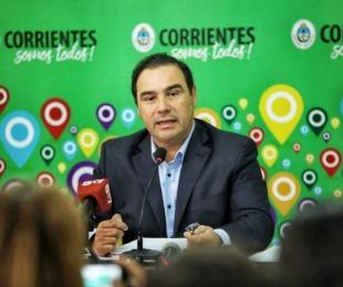 foto: Valdés envió el Presupuesto 2021 a la Legislatura correntina