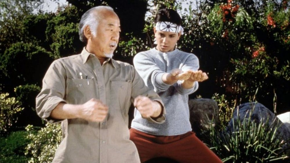 La historia detrás del señor Miyagui: fracasó en 5 castings y no sabía artes marciales