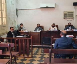 foto: El ex juez Turraca Schou fue condenado a 28 años de prisión