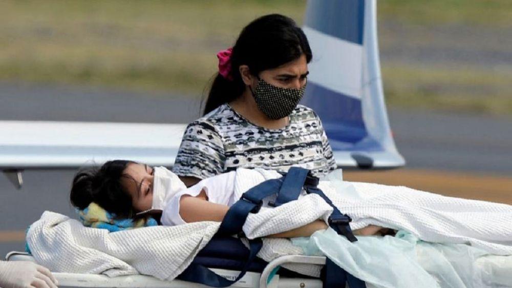 Abigail en Buenos Aires: qué dice el primer parte médico