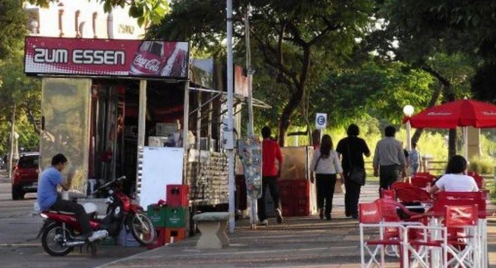 Corrientes en Fase 3: habilitan también los carritos de la Costanera