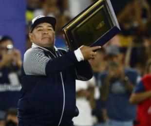 Inter-Boca, suspendido por la muerte de Maradona
