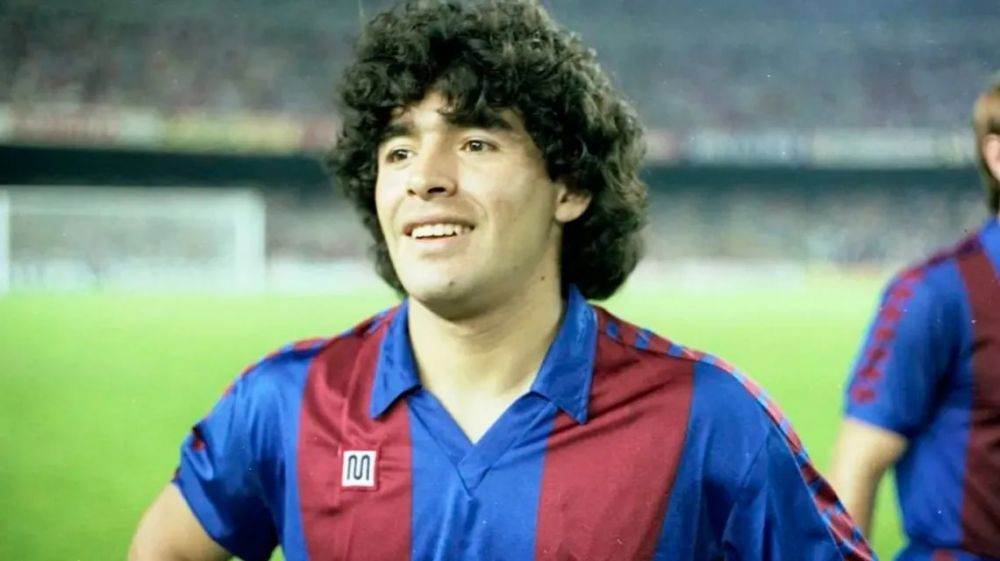 Los números de la carrera de Diego Maradona