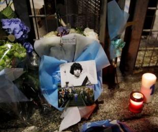 foto: La Justicia investigará las causas de la muerte de Diego Maradona