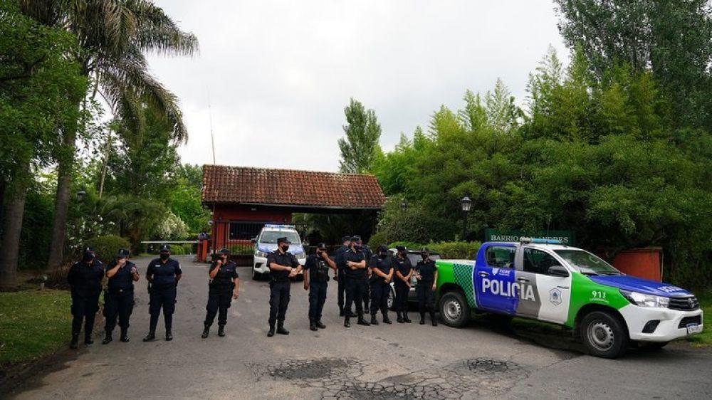 El fiscal del caso dijo que no se advirtió ningún signo de violencia