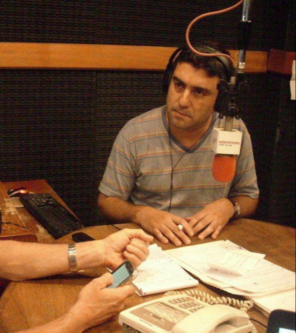 Falleció el periodista deportivo Guillermo Pipi Blanco