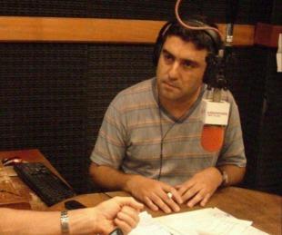 foto: Falleció el periodista deportivo Guillermo