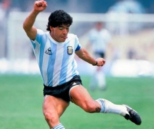 Buscan instituir el nacimiento de Maradona como el