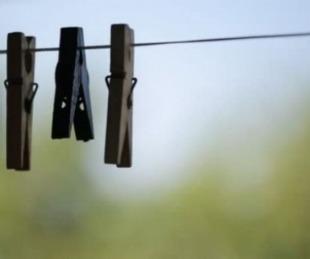 foto: Mujer murió electrocutada cuando colgaba una manta en el tendal