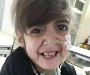 foto: Necesita oxigeno de por vida, vive en un asentamiento y pide ayuda