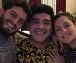 foto: El último gran deseo de Diego Maradona que quedó incumplido
