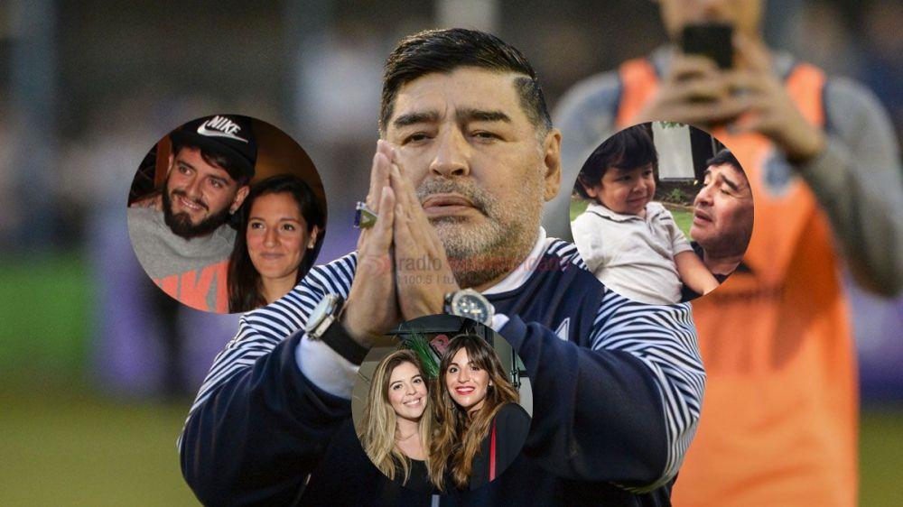 La batalla que se viene por la fortuna incalculable de Maradona